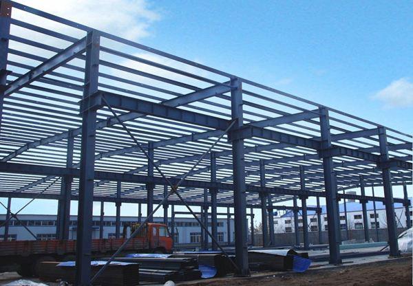 中山钢结构厂房