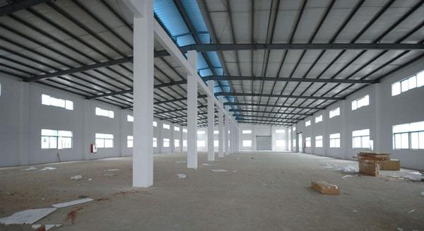 东莞钢结构厂房