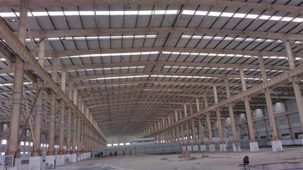 清远钢结构厂房