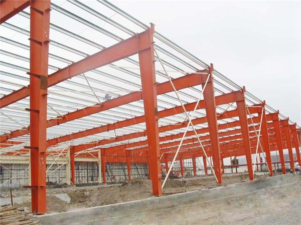 茂名钢结构仓库