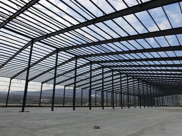 惠州钢结构仓库