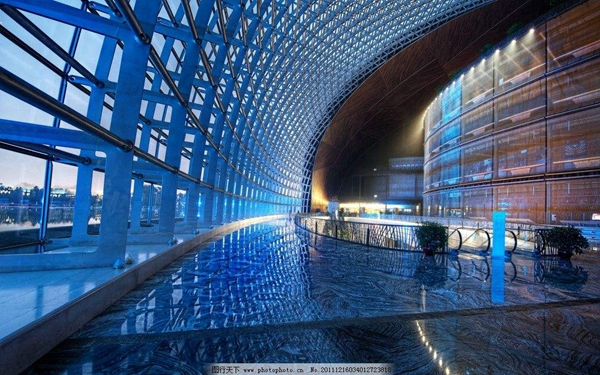 东莞钢结构商场
