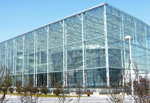 江门钢结构商场
