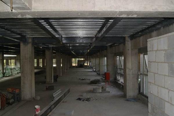 广州钢结构夹层
