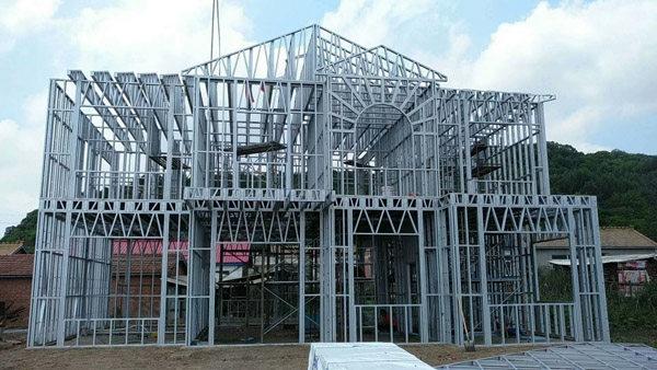 中山钢结构阁楼