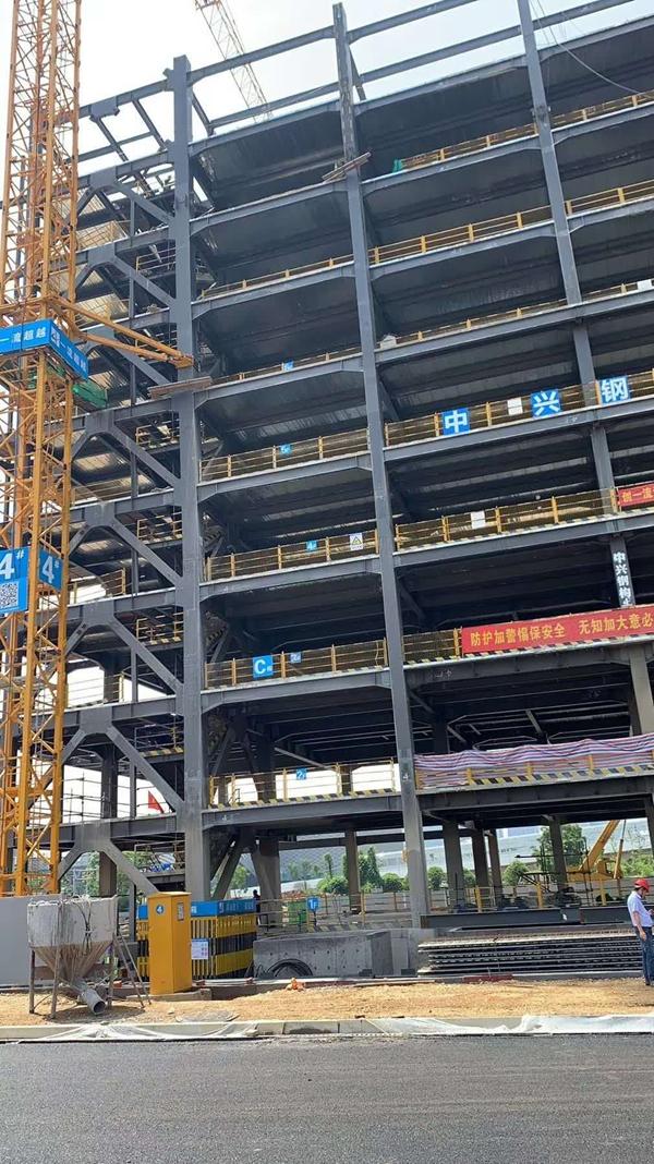 江门钢结构工程