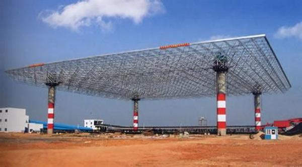 江门钢结构加油站