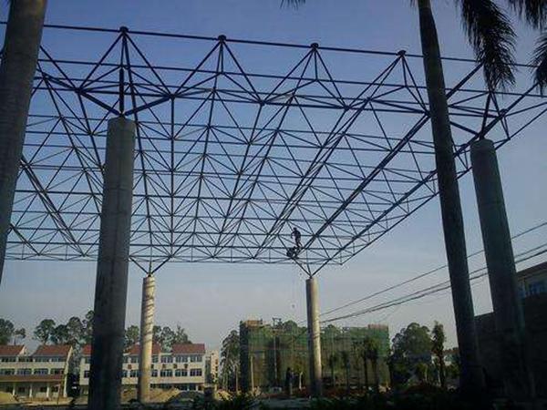 汕头钢结构加油站