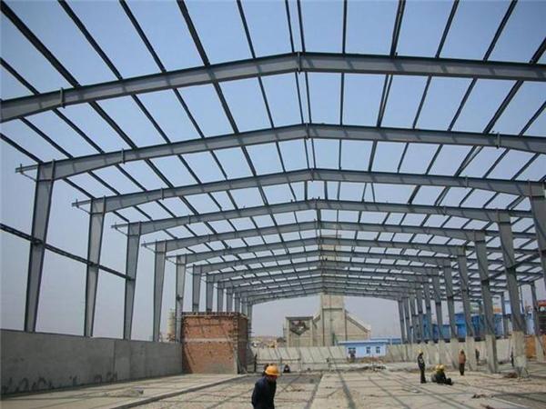 深圳钢结构雨棚