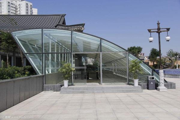 东莞钢结构雨棚