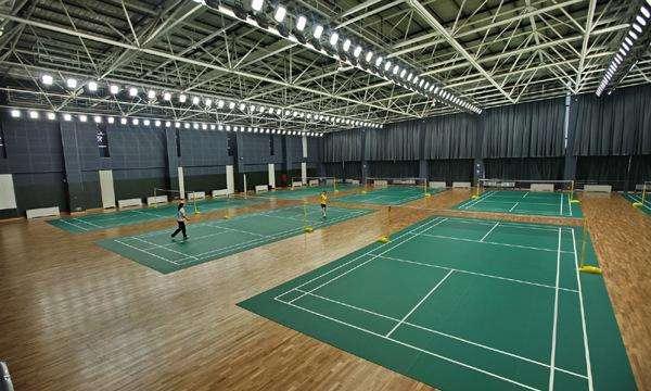 佛山钢结构体育馆