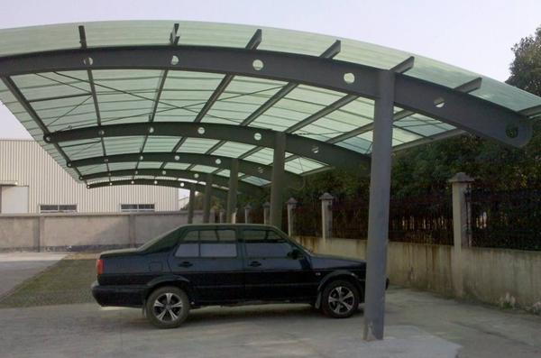 茂名钢结构雨棚